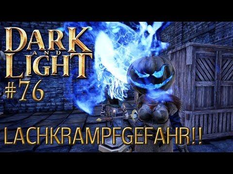 DARK AND LIGHT #76 • RIESENDRACHEN, GOBLINHELM & LACHKRAMPF • Dark and Light Gameplay German Deutsch