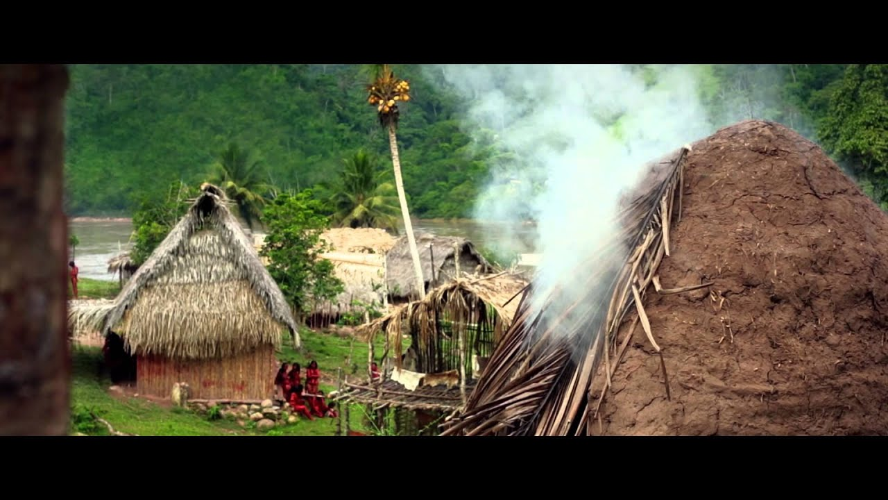 The Green Inferno - Official® Teaser [HD]