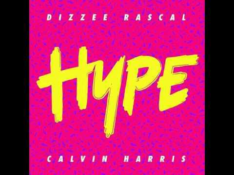 """Dizzee rascal """"Hype"""" ft Calvin Harris (full audio)"""