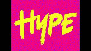 "Dizzee rascal ""Hype"" ft Calvin Harris (full audio)"