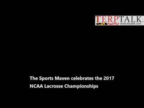 SportsMaven Radio Show 2017 06 03 - Maryland Lacrosse