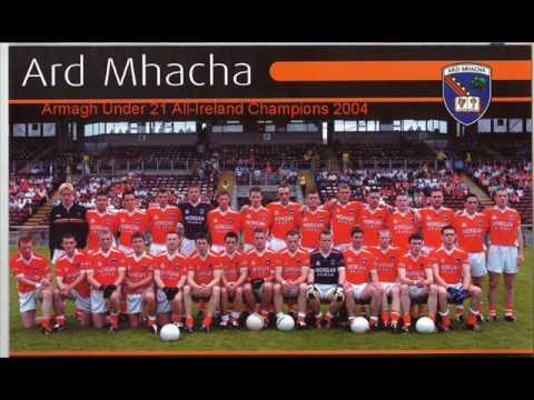 The boys from the County Armagh---Ard Mhacha Abu.