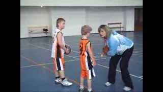 Открытая тренировка, баскетбол, 1-е февраля 2014