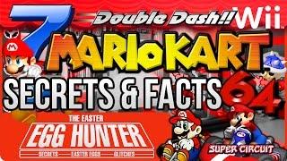 20 Mario Kart Facts & Secrets - The Easter Egg Hunter
