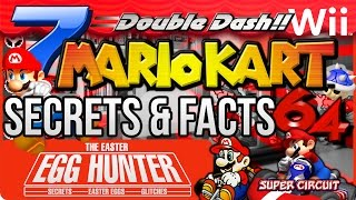 20 Mario Kart Facts & Secrets!