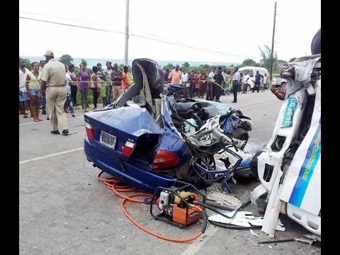 JAMAICA NEWS TODAY-Four dead from two-bike...