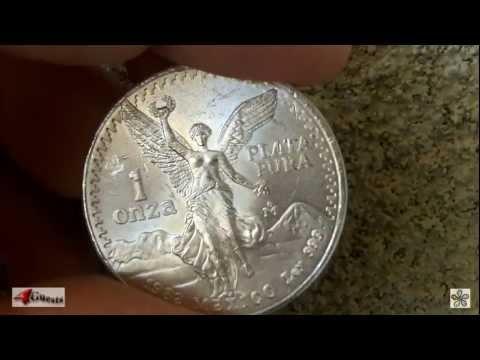 MEXICAN LIBERTAD .999 SILVER COIN