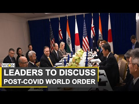 QUAD Foreign Ministers to meet in Tokyo today | World News | WION News