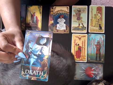 Soulmate Relationship Spread 2 Personal Reading