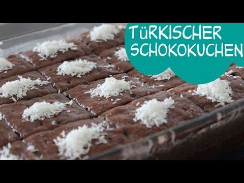 Turkischer Schokoladenkuchen Islak Kek Youtube