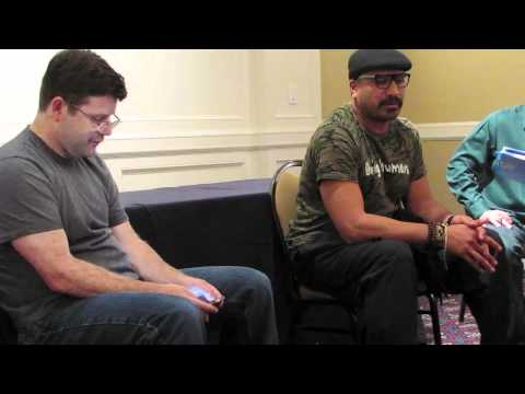 Sean Astin and Sala Baker Q&A Part 1