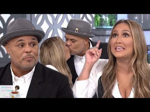 Israel Houghton OPENS UP About RUMORS And How ADRIENNE Helped Him Through His Divorce!