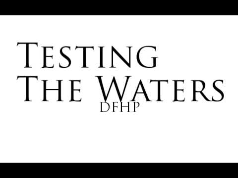 Testing The Waters - My House [Original Song]