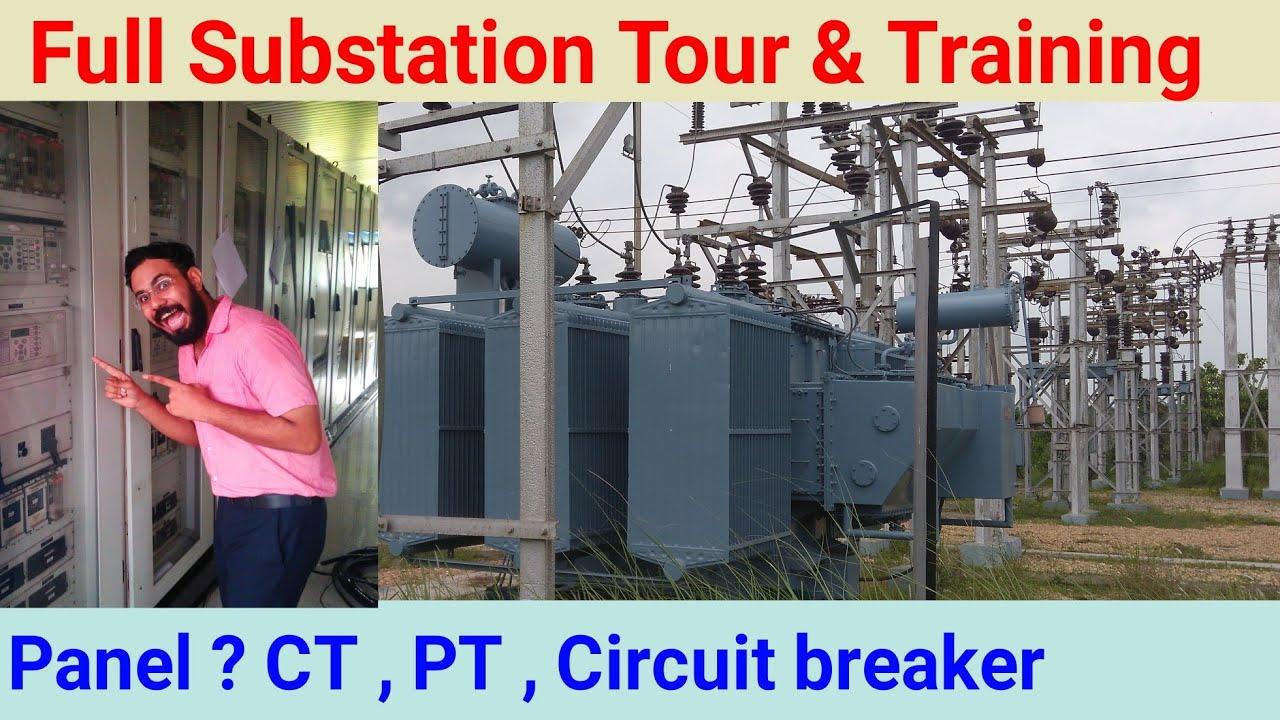 33 11kv Substation Training 11 Kv Working Youtube Figure 51 Circuit Diagram Of A Transformer