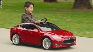تيسلا تصمم سيارتها الخاصة بالأطفال.. وهذا هو ثمنها