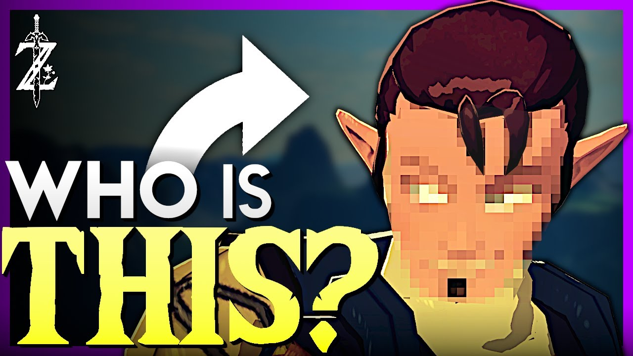 Download Did You See This NPC? (Zelda Theory) feat. Monster Maze