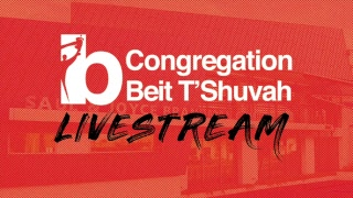 BTS Shabbat Live Stream 2/15/18