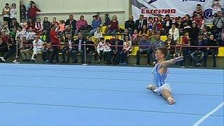 Королева спорта - гимнастика!   СТС-МИР.