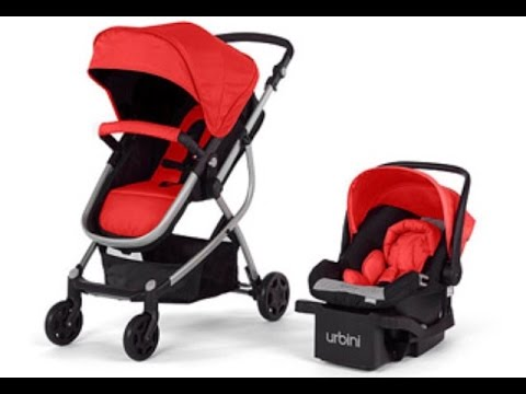 Urbini Omni 3 In 1 Travel System Review How To