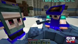 Noxsquad Gameshow Season 1, Game 2 - Atlantis Raw Footage [The Lads POV]