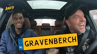 Ryan Gravenberch - Bij Andy in de auto! (English subtitles)