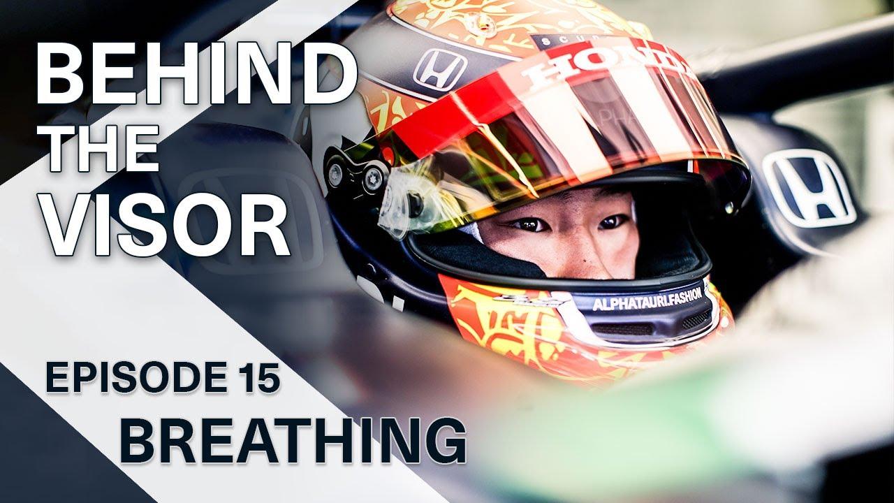 BEHIND THE VISOR | Episode 15 - Breathing