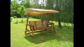 Garden Swing Project