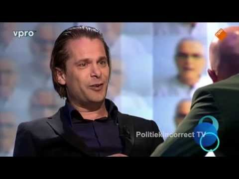 Pat Condell ontmantelt islam in Zomergasten 2013