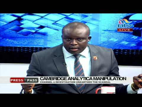 Cambridge analytica manipulation, how did the media miss it? #PressPass