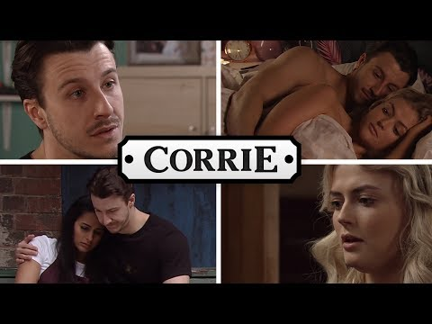 Coronation Street - Bethany and Ryan's Romance