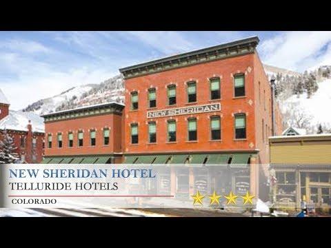 New Sheridan Hotel - Telluride Hotels, Colorado
