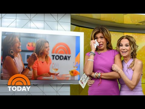 Kathie Lee And Hoda Reflect On Their Special Bond: 'We Share Life Together' | TODAY