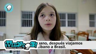 ¡Niños Sirios Refugiados en Brasil!