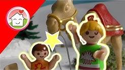 Playmobil Film deutsch Heilig Abend / Weihnachten mit Familie Hauser