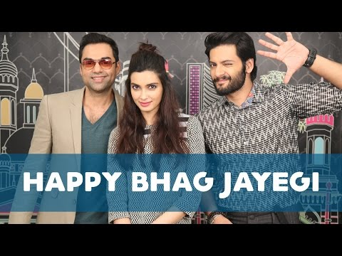 Team MissMalini Interview With Abhay Deol, Diana Penty, Ali Fazal | Happy Bhag Jaegi