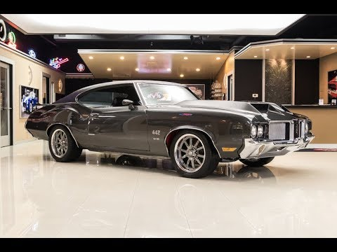 1972 Oldsmobile Cutlass W-30 Tribute For Sale