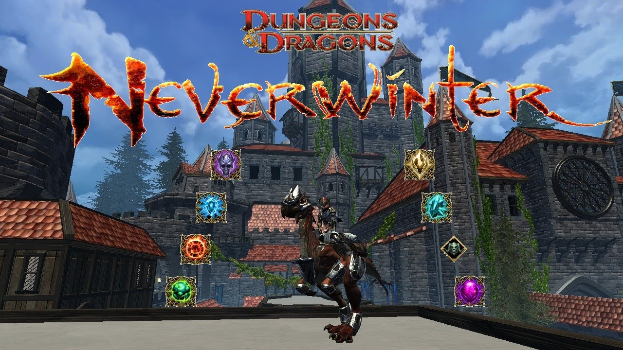 Neverwinter: Reviewing the Weapon Enchantments for HR