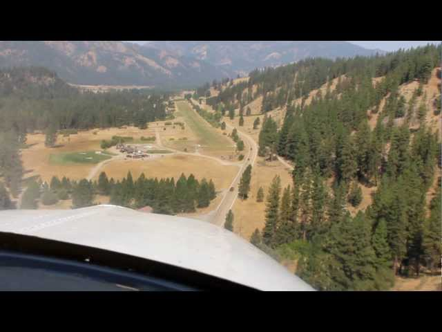 Garden Valley, Id Approach and Landing