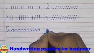 Basic strokes of cursive writing|basic strokes of calligraphy|calligraphy basic strokes