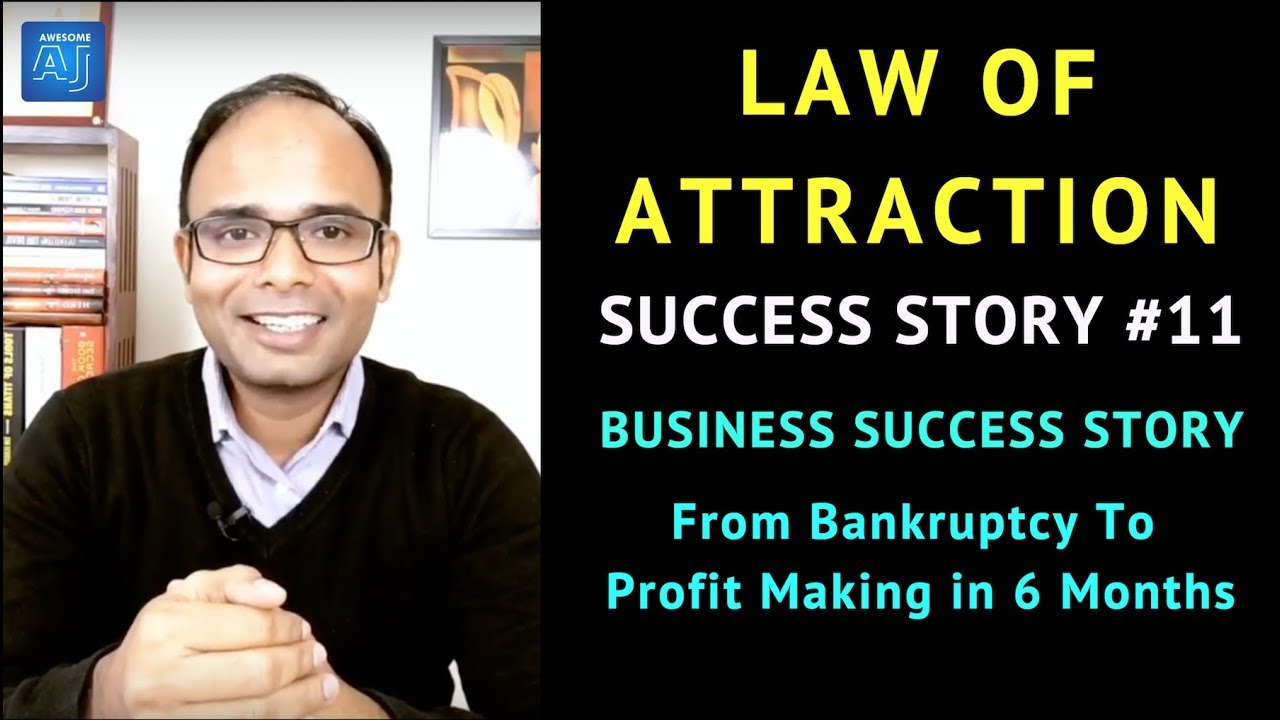 Law Of Attraction Success Story 11