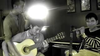 Cơn Gió Lạ Sáo, Hamonica,guitar
