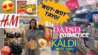 Sunday with me! | Daiso Japan cosmetics | h&m Japan | JAPAN