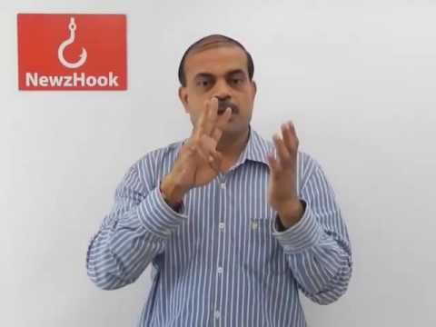 Sensex and Nifty end on a high - Sign Language News by NewzHook.com