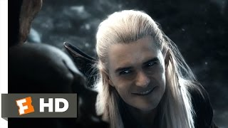 Gambar cover The Hobbit: The Battle of the Five Armies - Legolas's Rampage Scene (8/10) | Movieclips