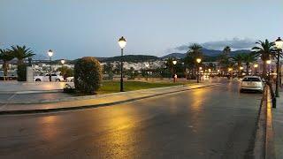 CRETE KRETA Rethymno 12 October 2020 what a beautiful evening