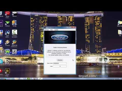 Ford Radio Code Free - M Series, V Series, 6000cd, 4000, 4500, 5000, 6000 rds