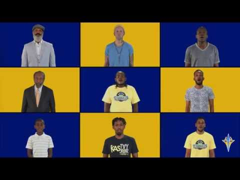 The Barbados National Anthem, rearranged by Nicholas Brancker 2016