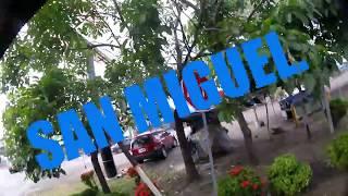 SAN MIGUEL Y SAN VICENTE EL SALVADOR.