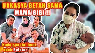 Download UKKASYA BETAH SAMA GIGI ,ADEK RAFATHAR DAPET KADO!!!