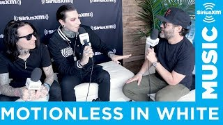 Motionless In White Reveals They Still Get Starstruck & Talk New Music at Epicenter 2019